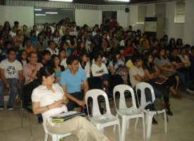 Faculty Colloquium - Last Tangos in Manila (June 23, 2011)